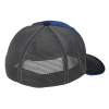 View Extra Image 1 of 1 of Richardson Pulse Sportmesh Cap - Charcoal Meshback