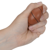 View Extra Image 1 of 1 of Sports Squishy Stress Reliever - Basketball - 24 hr