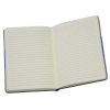 View Image 2 of 4 of Heathered Colorblock Notebook