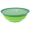 View Extra Image 1 of 4 of Squish Collapsible Salad Bowl with Lid - 5 Quart