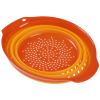 View Extra Image 3 of 3 of Squish Collapsible Colander - 4 Quart