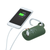 View Extra Image 2 of 6 of Pebble Carabiner Power Bank - 5000 mAh - 24 hr