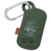 View Extra Image 3 of 6 of Pebble Carabiner Power Bank - 5000 mAh - 24 hr