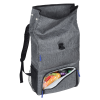 View Extra Image 1 of 2 of Grafton Roll Top Backpack with Cooler Compartment