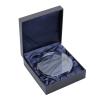 """View Image 3 of 3 of Circle Crystal Award - 6"""""""