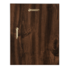"""View Extra Image 1 of 1 of Hera Wood Plaque - 12"""""""