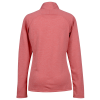 View Extra Image 1 of 2 of adidas UPF 1/4-Zip Pullover - Ladies'