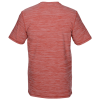 View Extra Image 1 of 2 of adidas Melange Tech T-Shirt - Men's - Embroidered