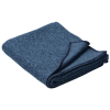 View Image 2 of 3 of Heathered Fleece Blanket - Embroidered