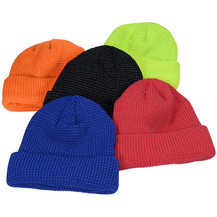 8cd44b6424e 4imprint.com  Reflective Beanie with Cuff 150399