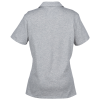 View Extra Image 1 of 2 of adidas Cotton Hand Blend Polo - Ladies'