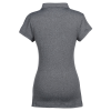 View Extra Image 1 of 2 of Weatherproof Cool Last Heather Luxe Polo - Ladies'