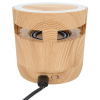 View Extra Image 1 of 3 of Wood Grain Speaker and Wireless Charging Pad