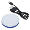 View Extra Image 1 of 9 of Power-Up Wireless Charging Pad with USB Hub - 24 hr