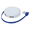 View Extra Image 2 of 9 of Power-Up Wireless Charging Pad with USB Hub - 24 hr