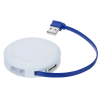 View Extra Image 3 of 9 of Power-Up Wireless Charging Pad with USB Hub - 24 hr