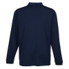 View Extra Image 1 of 2 of Antigua Tribute LS Polo - Men's