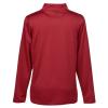 View Extra Image 1 of 2 of Harriton Advantage Snag Resistant 1/4-Zip Pullover - Ladies'