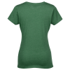 View Extra Image 1 of 2 of Team Favorite Blended V-Neck T-Shirt - Ladies' - Colors