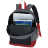 View Image 3 of 5 of Felix Two-Tone Laptop Backpack