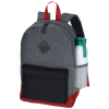 View Image 4 of 5 of Felix Two-Tone Laptop Backpack