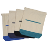 View Extra Image 1 of 3 of Color Trim Cotton Sheeting Sportpack