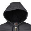 View Extra Image 1 of 3 of Carhartt Quilted Flannel Lined Duck Active Jacket