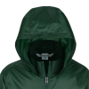 View Extra Image 2 of 3 of Zone Lightweight Hooded Jacket - Youth - Emb