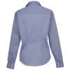 View Extra Image 1 of 2 of Van Heusen Chambray Spread Collar Shirt - Ladies'