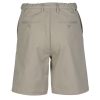 View Extra Image 2 of 2 of Teflon Treated Flat Front Shorts - Men's