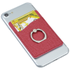 View Extra Image 4 of 5 of Leeman RFID Smartphone Wallet with Ring Phone Stand
