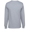 View Extra Image 1 of 2 of Hanes Workwear Pocket Long Sleeve T-Shirt