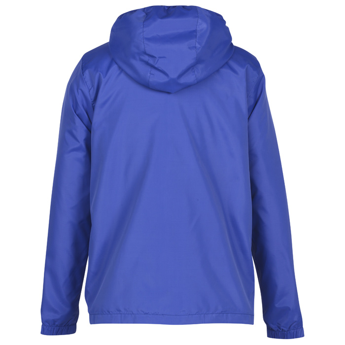 4545789a 4imprint.com: View Lightweight Hooded Jacket - Youth 151336-Y