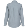 View Extra Image 1 of 3 of Weatherproof Vintage Stretch Brushed Oxford Shirt - Ladies'