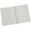 """View Image 2 of 3 of Moleskine Pro Hard Cover Notebook - 10"""" x 7-1/2"""" - Debossed - 24 hr"""