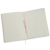 """View Image 3 of 3 of Moleskine Pro Hard Cover Notebook - 10"""" x 7-1/2"""" - Debossed - 24 hr"""