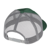 View Extra Image 1 of 1 of Zone Sonic Heather Trucker Cap - Full Color Patch