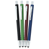 View Extra Image 4 of 5 of Ash Soft Touch Stylus Metal Pen - 24 hr