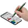 View Extra Image 5 of 5 of Ash Soft Touch Stylus Metal Pen - 24 hr