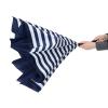 "View Extra Image 1 of 1 of ShedRain UnbelievaBrella Reverse Umbrella - 48"" Arc - Pattern - 24 hr"