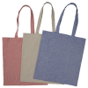 View Extra Image 1 of 1 of Recycled 5 oz. Cotton Twill Tote