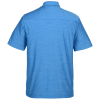 View Extra Image 1 of 2 of Greg Norman Play Dry Heather Polo - Men's - 24 hr