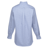 View Extra Image 1 of 5 of Van Heusen Blue Suitings Non-Iron Patterned Shirt