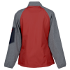 View Extra Image 1 of 2 of Hurricane Colorblock Lightweight Jacket - Ladies'