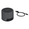 View Image 3 of 7 of Forward Fabric Speaker with Wireless Charger - 24 hr