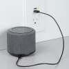 View Image 5 of 7 of Forward Fabric Speaker with Wireless Charger - 24 hr