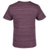 View Image 2 of 3 of Anvil Streak Tri-Blend T-Shirt - Men's