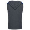 View Extra Image 1 of 2 of A4 Tourney Performance Sleeveless Hooded Tee