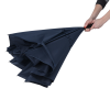 """View Extra Image 2 of 3 of The Rebel XL Inversion Umbrella - 56"""" Arc"""