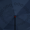 """View Extra Image 3 of 3 of The Rebel XL Inversion Umbrella - 56"""" Arc"""